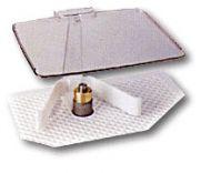 12010-Glastar Molded Eye Shield
