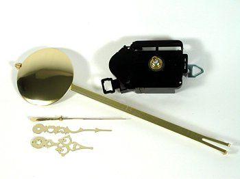 """13520-Clarity 12"""" Pendulum Clock Pack"""