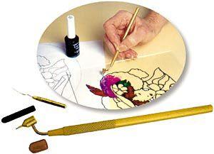 17206-Magic Outlining Pen Regular Opaque