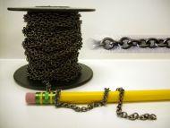 17760-Chain Pewter 25' per Unit