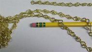 17869-Jack Chain Brass 16gge 25' per Unit