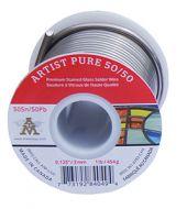 1919-AIM Artist Pure 50/50 Solder 1lb. Spools