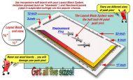 13120-Morton Layout Block System #LB01