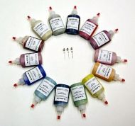 46075-Glassline Bottle Pen Kit