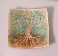 47198-Sm. Tree of Life Texture Mold 7