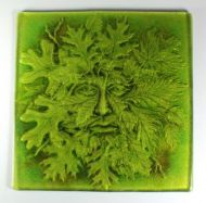 47284-Greenman Texture Mold 12-1/4