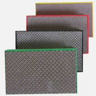 4819-4pk. Value Diamond Handpads