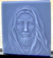 47685-Jesus Texture Mold