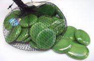 61134-Irid. Lg. Emerald Nuggets