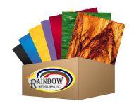 70508-Value Spectrum Rainbow Pack 96 Fusible
