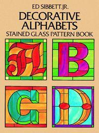 90042-Decorative Alphabets Bk.