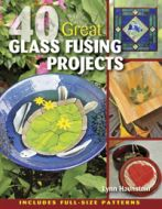90550-40 Great Glass Fusing Projects Bk.
