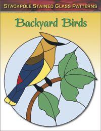 90552-Backyard Birds Bk.