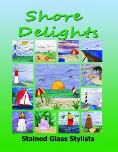 90639-Shore Delights Patterns Bk.