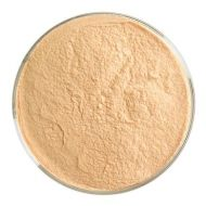 BU112298F-Frit Powder Red Orange Cathedral 1# Jar