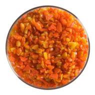 BU012593F-Frit Coarse Orange Opal 1# Jar