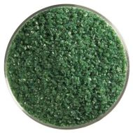 BU014192F-Frit Med. Dark Forest Green Opal 1# Jar