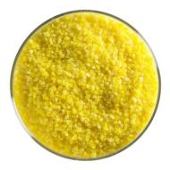 BU022092F-Frit Med. Sunflower Yellow Opal 1# Jar