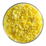 BU022093F-Frit Coarse Sunflower Yellow Opal