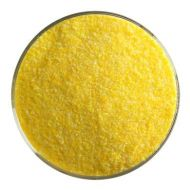 BU032091F-Frit Fine Marigold Yellow Opal 1# Jar