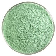 BU114598F-Frit Powder Kelly Green Cathedral 1# Jar