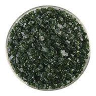 BU124293F-Frit Coarse Medieval Green 1# Jar