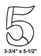 BN5-Bevel Number 5