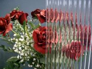 C1020-Value Clear Reeded 1/2