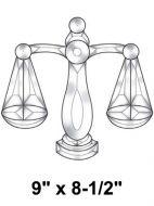 EC144-Exquisite Cluster Scale Of Justice