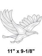 EC183-Exquisite Cluster Eagle