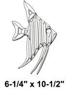EC301-Exquisite Cluster Angel Fish