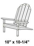 EC304-Exquisite Cluster Beach Chair