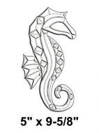 EC305-Exquisite Cluster Seahorse
