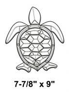 EC306-Exquisite Cluster Turtle