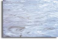 S3852-White Swirled/Light Gray Opal