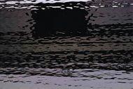 T1009W-T-Glass Solid Black Waterglass