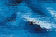 S134W-Medium Blue Waterglass