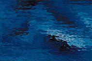 S136W-Dark Blue Waterglass