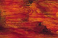S45120W-Ruby Red & Amber Mix Waterglass