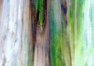 Y1043RG-White Opal/Dark Green/Chocolate Brown