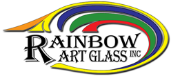 Thin Transparent Fusible - Rainbow Art Glass - Distributor of Art Glass and Related Supplies Since 1960